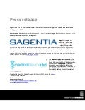 Sagentia to join the marcus evans Medical Device R&D Summit Spring 2013