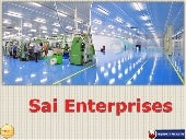 Epoxy Flooring In Pune - Sai Enterprises