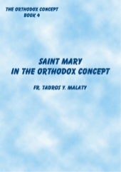 Saint Mary in the orthodox concept ...