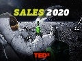 TEDx Talk 2014: Sales 2020, Future trends in sales and sales management.