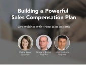 Sales Compensation: Tips and Tricks to Building a Powerful Plan