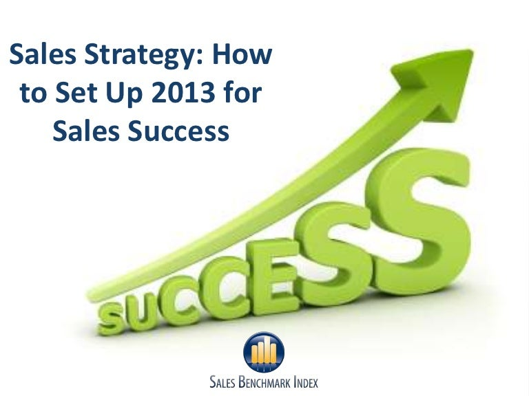Sales strategy business plan