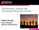 The Students' Journey with Technolo...