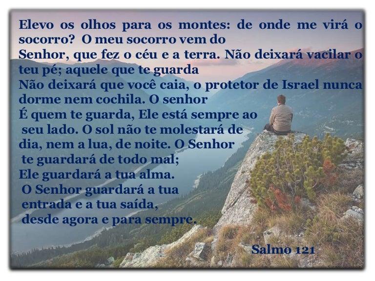 SALMO 121 | Salmo do Dia