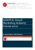 E-Mail Beats Out Social Media in Marketers' ROI Assessments