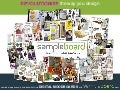 Create digital moodboards with SampleBoard.com