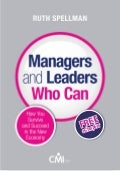 Free Sample Chapter of Managers and Leaders Who Can