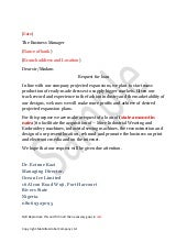 How to write an application letter for house captain