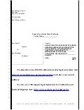 Sample motion for protective order regarding production of documents for california