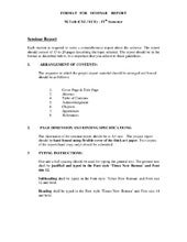 Essay How To Write A Report Paper For College Book Report Help Geology
