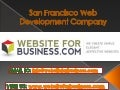 San francisco web development company