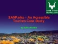 Inclusion in South Africa's National Parks by Chris Patton