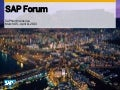 How Will This New Tech Era Impact Your Business? An SAP Forum Recap