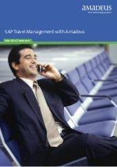 Sap travel management brochure v.5