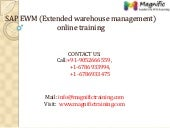 Sap wm(warehouse management)online ...