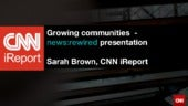 Sarah Brown, CNN iReport