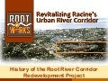 Restoring the Urban Root River