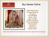 Saree, Buy Saree online, Sarees to ...