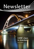 Sario newsletter november 2011