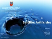 Satelites artificiales definitiva