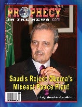 Saudis Reject Obama's Mideast Peace...