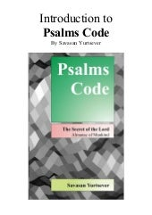 Introduction to Psalms Code by Sava...