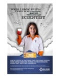 Savings Bond Scientist Dream Tax Time Poster