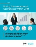 Driving Conversations & Conversions Within CRM E-Book