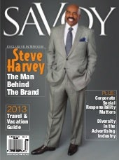 Steve Harvey: The Man Behind the Br...
