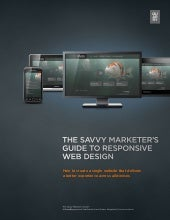 The Savvy marketer's guide to respo...
