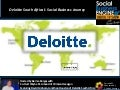 Deloitte South Africa's Social Business Journey
