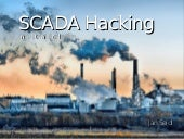 SCADA hacking industrial-scale fun