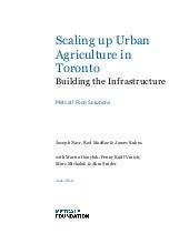 Scaling up Urban Agriculture in Tor...