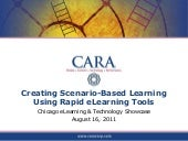Scenario Based Learning using Rapid...