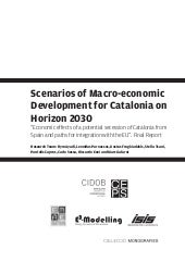 Economic effects of a potential secession of Catalonia from Spain and paths for integration with the EU