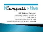 NCompass Live: Scholarship and Inte...