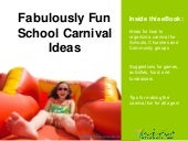 School Carnival Games & Ideas - Fab...