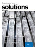 "Technology Magazine ""SCHOTT solutions"" Edition 1/2013"