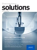 "Technology Magazine ""SCHOTT solutions"" - Edition 1/2014"