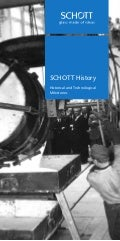 SCHOTT Historical and Technological Milestones