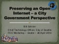 Schrier Open Internet FCC Panel 04 28 10