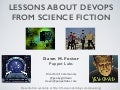 Lessons about DevOps from Science Fiction