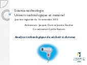 Science technologie - 16 novembre -...