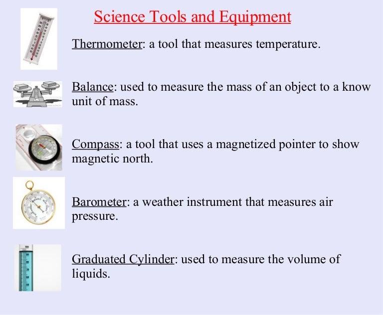 Science Tools Worksheet images – Science Tools Worksheet