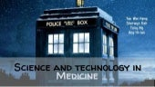 Science and Technology (Medicine)