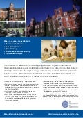 The University of Greenwich - Science flyer april 2011