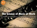 Science of music for work productivity