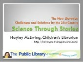 Science Through Stories (Report Ver...