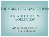 Scientific revolution i 1011