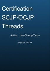Scjp Java Thread Mock Exam Questions